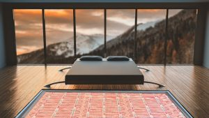 El mantenimiento de la calefacción por suelo radiante